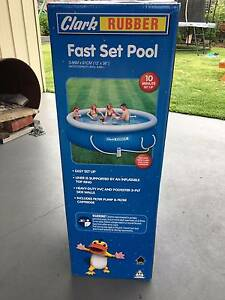 Clark Rubber 12ft Swimming Pool Traralgon Latrobe Valley Preview