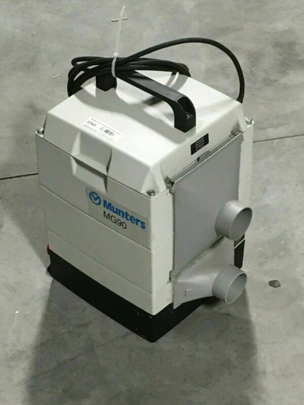 MUNTERS MG90 DryBox Dehumidifer Environmental Chamber
