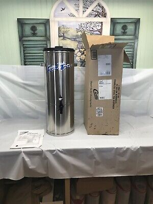 Curtis Tc-5h Round Iced Tea Dispenser - 5.0 Gallon Cc715