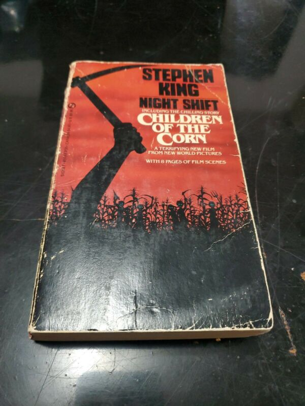 Night Shift (w/ Children of the Corn) by Stephen King (Paperback, 1979) SIGNET