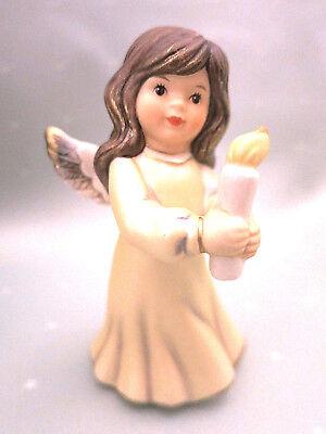 Goebel - ENGEL  LICHT DER HOFFNUNG  Weihnachtsengel  mit Kerze Schutzengel