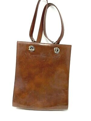 Authentic CARTIER Panther Bag - Brown - Made in France