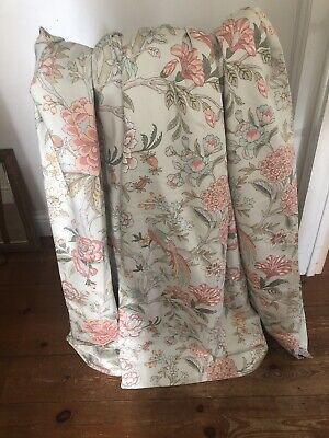 "Vintage Curtain - possibly St Michael M & S Tape Top 152"" width x 53"" drop"