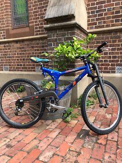 K2 Proflex Dual suspension collectible mountain bike