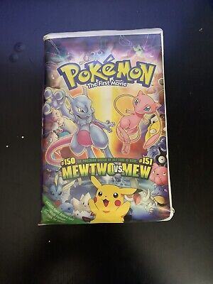 Pokemon: The First Movie - VHS