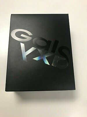 Samsung Galaxy Fold Cosmos Black 512 GB from **FACTORY UNLOCKED by SAMSUNG**