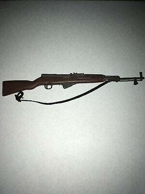 "1/6 scale Military figures 12""  WW II Rifle"