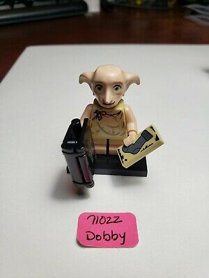 Lego Collectible Minifigure Dobby 71022 Series 1 Harry Potter & Fantastic Beasts