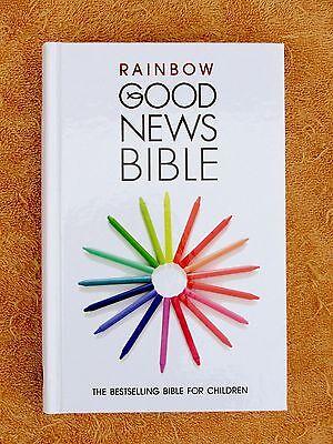 Good News Bible (Children's Bible, Rainbow Good News Bible,)
