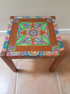Little table.