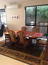 Classic 7 Pce Dining Suite Black Rock Bayside Area Preview