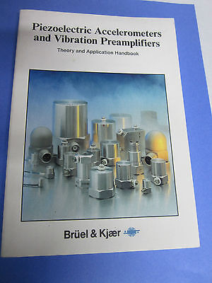 Bruel Kjaer Book Accelerometer Theory Calibration Vibration Amplifiers Sk