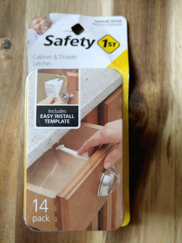Safety 1st Cabinet and Drawer Latches