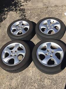"Mazda 15"" Alloy Wheels Mont Albert North Whitehorse Area Preview"