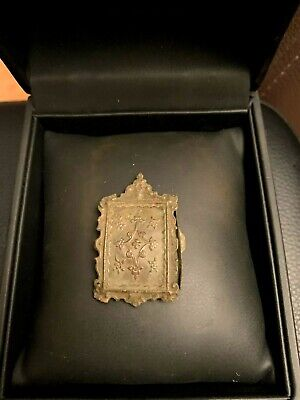 Baroque Pendant Cruxifix 17th century genuine
