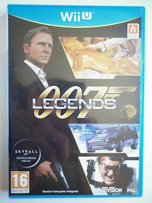 James Bond 007 Legends Jeu Vidéo Nintendo Wii U