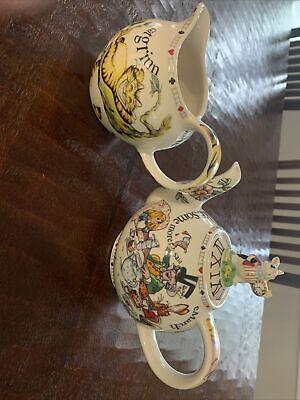 Cardew Design Alice in Wonderland Mad Hatter's Teaparty