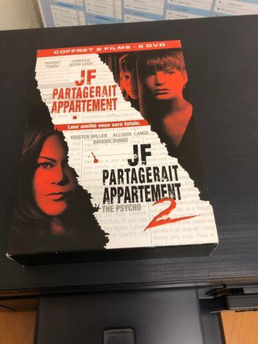 Lot de 2  dvd  jf partagerait appartement  1  et 2