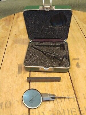 Brown Sharpe Bestest Jeweled Dial Indicator .0005 7035-3 Swiss Made