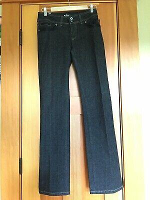 Black French Stretch Jeans - FDJ French Dressing Blues Black Stretch Kylie Jeans 30 X 33 Inch Size 2 NEW NWOT