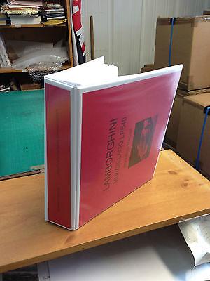 Lamborghini Murcielago LP640 Workshop Service Instruction Manual Repair