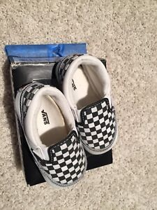 Vans toddlers shoes