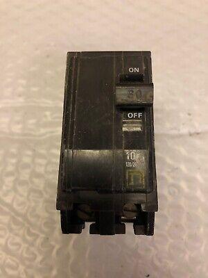 Square D 60 Amp 2 Pole Circuit Breaker 120240v