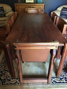 Dining Table and 6 chairs Camden Camden Area Preview