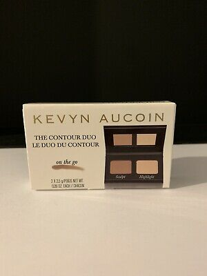 Kevyn Aucoin The Contour Palette Duo. Sculpt And Highlight. 2x2.5G.