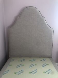 Single Bed Base with storage and mattress