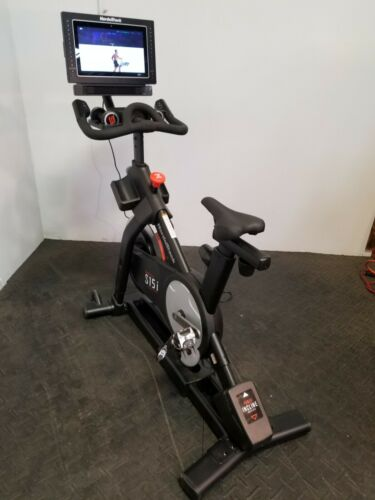 NordicTrack Commercial S15i Studio Cycle Bike 1 Year iFit NTEX05119