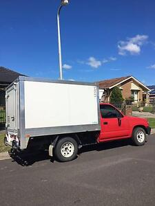 2004 Toyota Hilux Ute FREEZER UNIT Wantirna South Knox Area Preview
