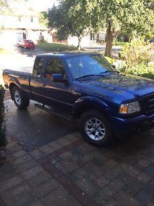 FX4 Ford Ranger
