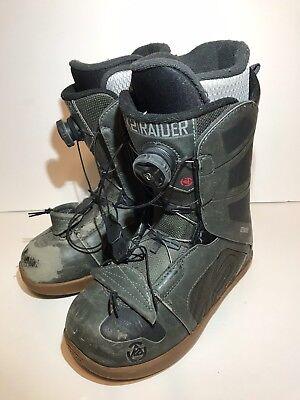 K2 Raider Snowboard Boots Men's Size 7
