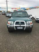 "2004 Mitsubishi Pajero ""EXCEED 7 SEATER DUEL FUEL  SUV"" Morwell Latrobe Valley Preview"