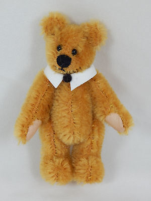 Collectible World of  Miniature Bear Mohair Paul #651