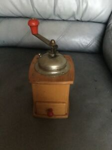 Coffee Grinder + Pepper Grinder