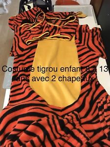 Costumes d'halloween enfants