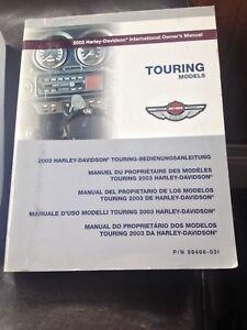 Harley Davidson Manuals