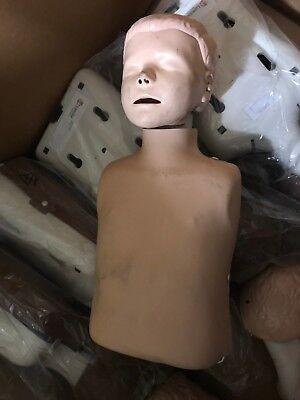 Laerdal Little Anne Junior Cpr Training Manikin Emt First Aid Trainer Ems
