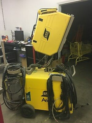 Arico Esab Welder With Plasma Cutter
