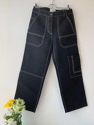 3.1 PHILLIP LIM - Cropped cargo pants size 0