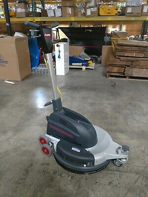 Dayton Floor Dust Control Burnisher 2000 Rpm 20 In Pad