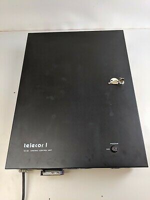 Telecor TC-32 Central Control Unit Intercom system Key Control Office