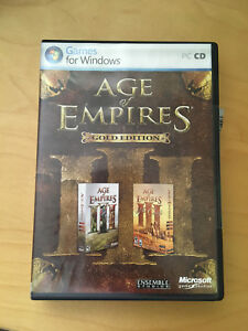 Age of empires 3 gold edition OBO