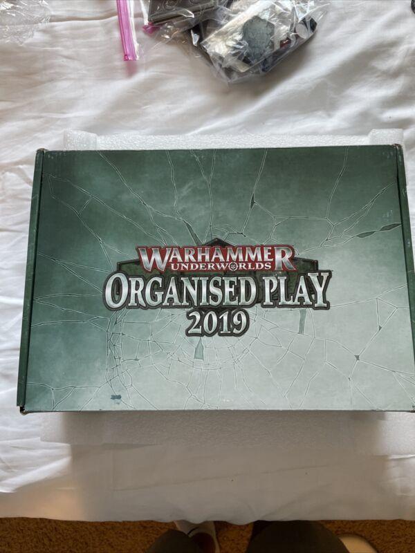 Warhammer Underworlds Organized Play Q1 2019 Championship Box