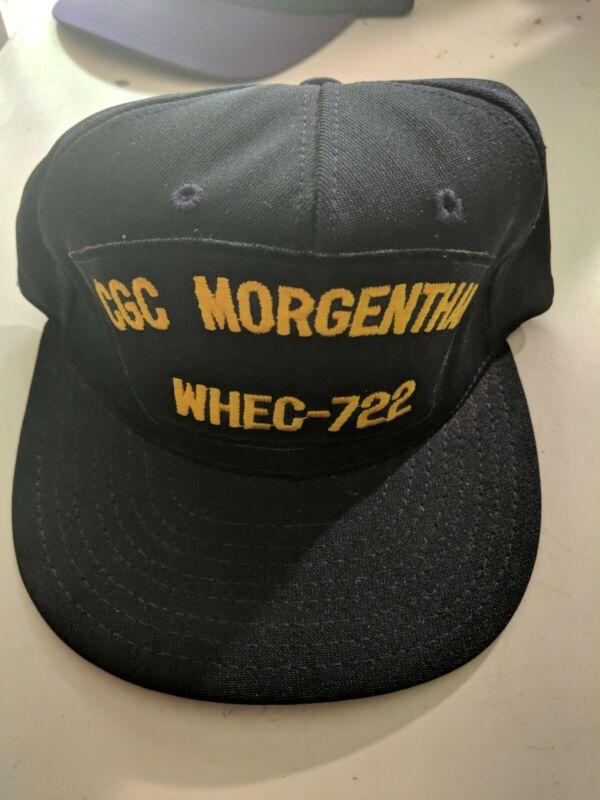 Cgc Morgenthau Whec-722 Hat
