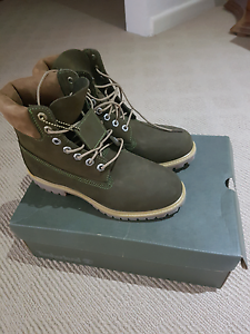 Brand new Timberlands Mens US 7 Doncaster Manningham Area Preview