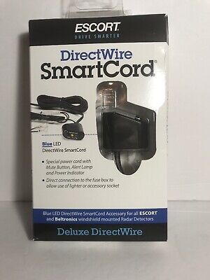 Smartcord Direct Wire Για Escort Passport 9500IX 8500 X50 Ανιχνευτής ραντάρ Max 360