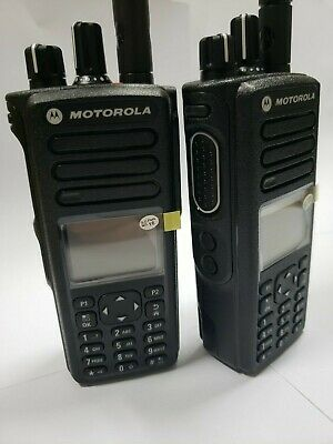 1 X XPR7550E VHF + OEM Battery PMNN4463A & Motorola Charger WPLN4226A. Buy it now for 475.00